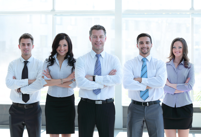 gestionar equipos comerciales